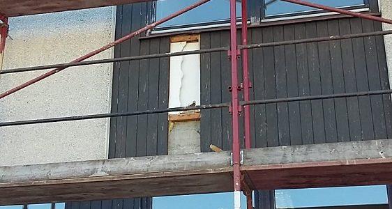Die Umbauarbeiten gehen voran