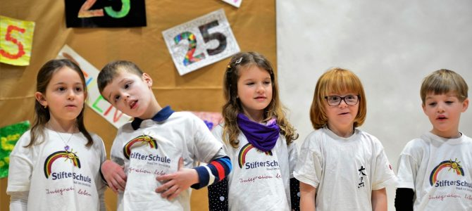 Integrationsklassen nun fix an der A. Stifter Schule