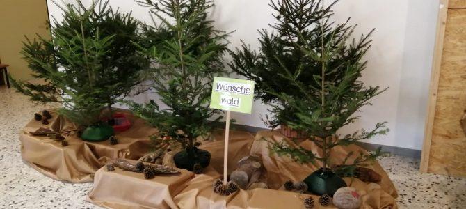 Wünsche-Wald